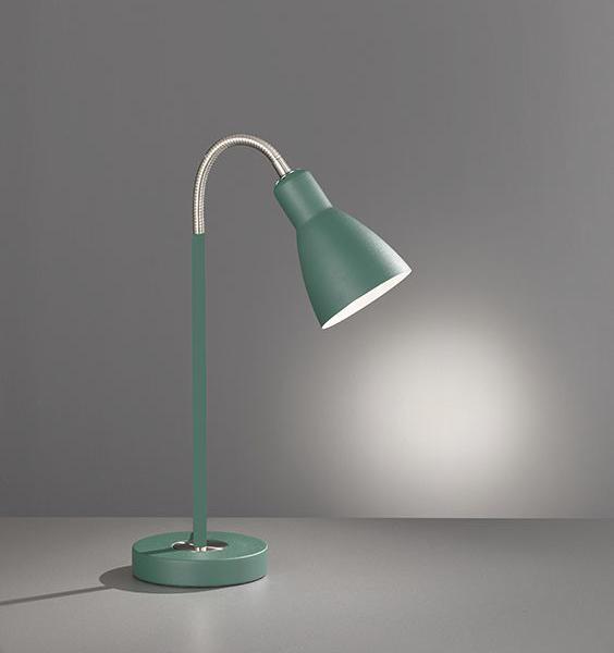 Επιτραπέζιο Φωτιστικό Lolland Χρώμα 'μμου-Πράσινο