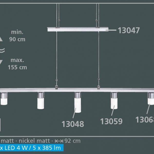 Shade για Σποτ Λευκό Φ4 m6 – LED 8
