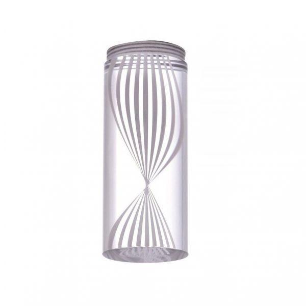 Shade για Σποτ Διαφανές με σπειροειδή διακόσμηση H8 m6 – LED 8