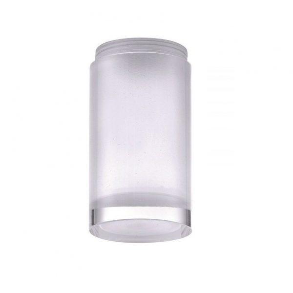 Shade για Σποτ Διαφανές Σατινέ Φ4 m6 – LED 8