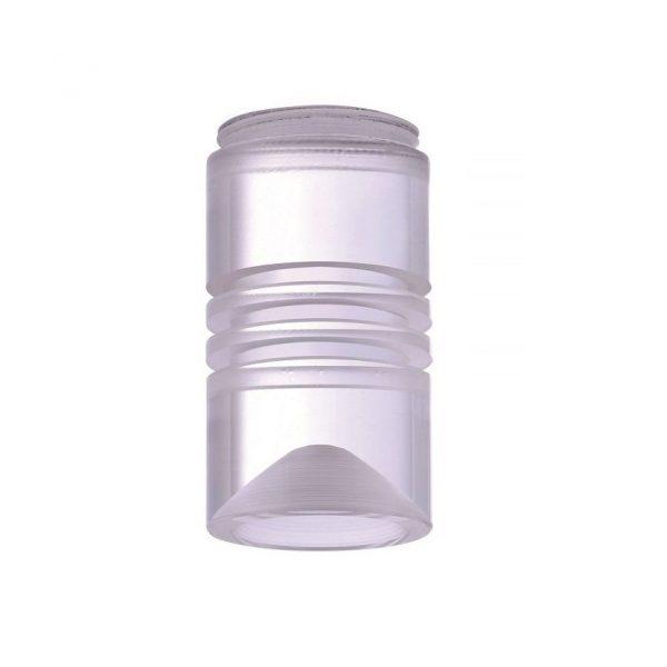 Shade για Σποτ Διαφανές Σατινέ Frosted Φ4 m6 – LED 8