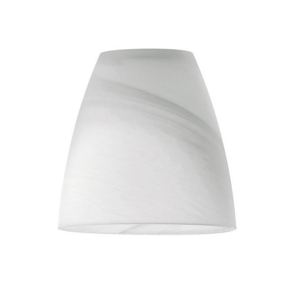 Shade Αλάβαστρο Φ7 για τη σειρά m6 Mini1 LED