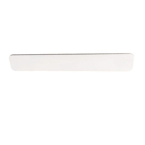 Γραμμικό Φωτιστικό Οροφής Aldo Λευκό 60x18