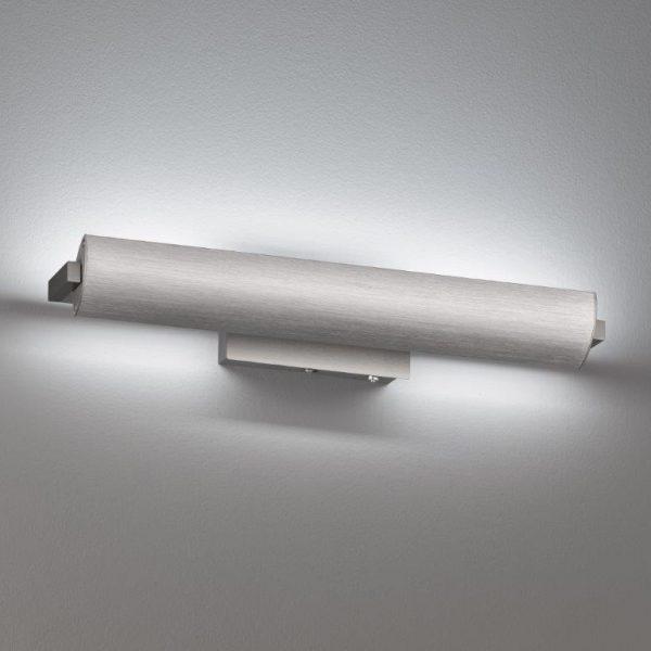 Απλίκα Beat TW Αλουμίνιο-Λευκό 65x8x12