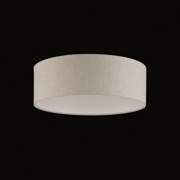 Καπέλο για πλαφονιέρα 'μμος Λινό Φ40