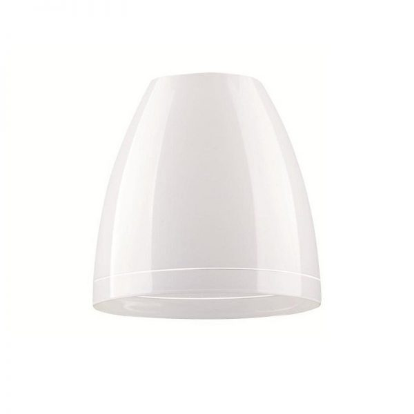 Shade Όπαλ Γυαλιστερό Φ16 για τη σειρά m6 - Medium1 LED