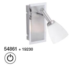 Shade Όπαλ Φ7 για τη σειρά m6 Mini1 LED