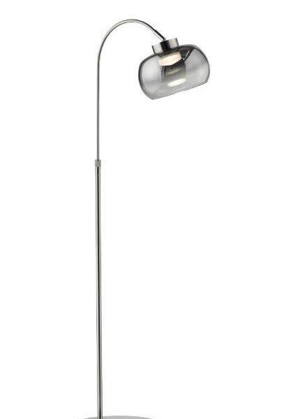 Γυαλί Φωτιστικού Φ21 Smoke M6 Licht/Medium1-LED