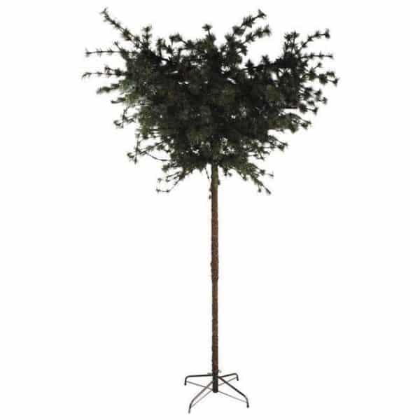 Inart Χριστουγεννιάτικο Ανάποδο Δέντ     Πλαστικό 150x150x230 cm