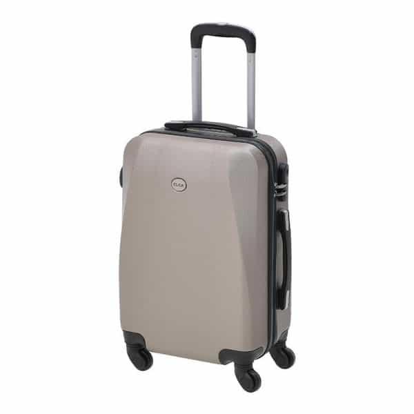 Inart Βαλίτσα Ταξιδιού  Σίδερο  Συνθετικό / ΠΟΛΥΕΣΤΕΡ Πλαστικό 33.5x23x47.5 cm