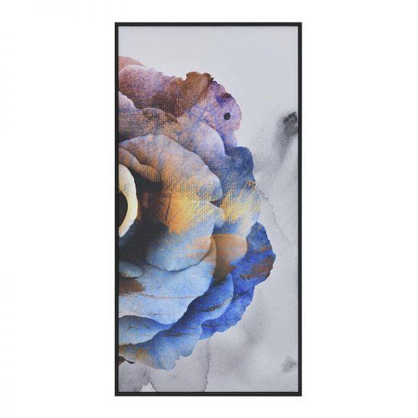Inart Πίνακας Printed Καμβάς Multi  MDF Καμβάς Πλαστικό 50x3x100 cm
