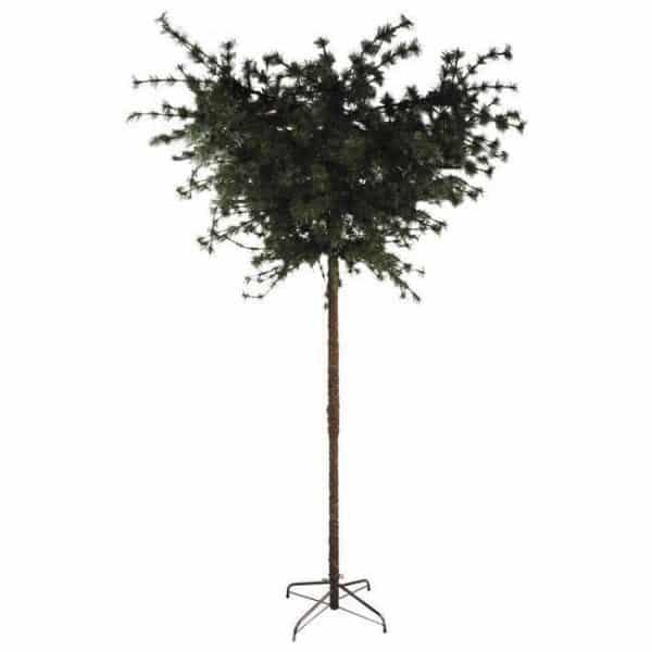 Inart Χριστουγεννιάτικο Ανάποδο Δέντ     Πλαστικό 150x150x180 cm