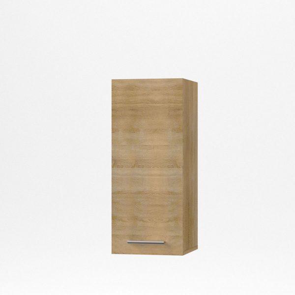 Alina Πάνω ντουλάπι 30x30,5x71,8εκ Σονόμα SO-AV30