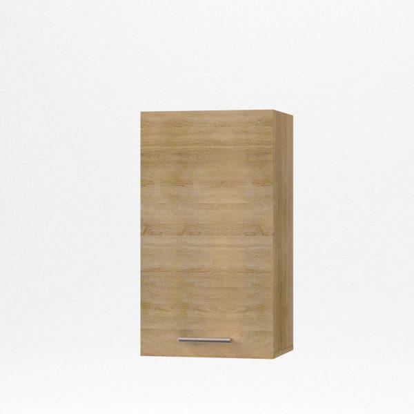 Alina Πάνω ντουλάπι 40x30,5x71,8εκ Σονόμα-Μόκκα SO-AV40