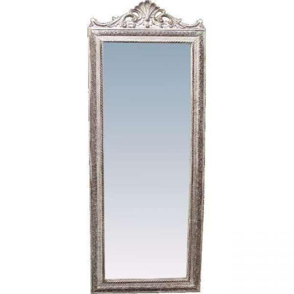 Inart Καθρέπτης Τοίχου     Πολυρεσίνη,Γυαλί 50x2x130 cm