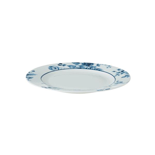 Πιάτο Γλυκού Πορσελάνης Laura Ashley Blueprint China Rose 18cm