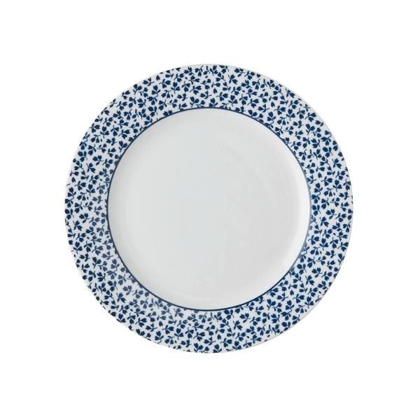 Πιάτο Γλυκού Πορσελάνης Laura Ashley Blueprint Floris 18cm