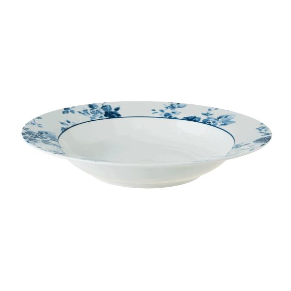 Πιάτο Βαθύ Πορσελάνης Laura Ashley China Rose 22cm
