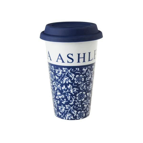 Ισοθερμική Κούπα Πορσελάνης Laura Ashley Sweet Allysum 370ml
