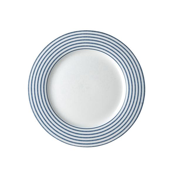 Πιάτο Ρηχό Πορσελάνης Laura Ashley Blueprint Candy Stripe 23cm