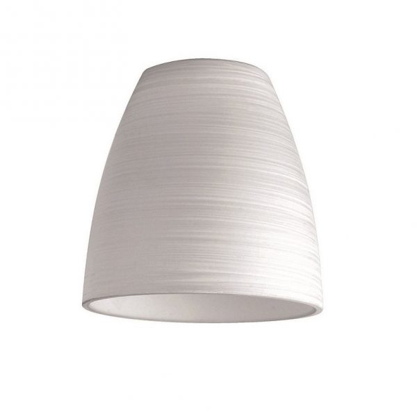Shade Όπαλ Brushed Φ7 για τη σειρά m6 Mini1 LED