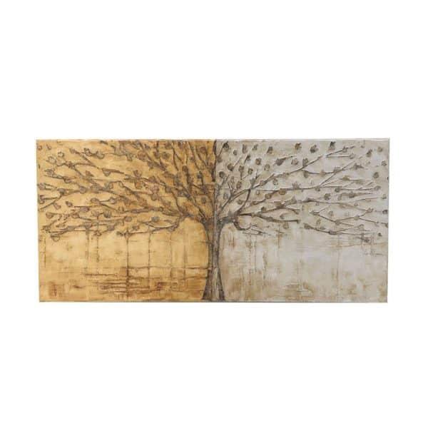Inart Ελαιογραφία Σε Καμβά Multi  MDF Καμβάς 150x4x70 cm