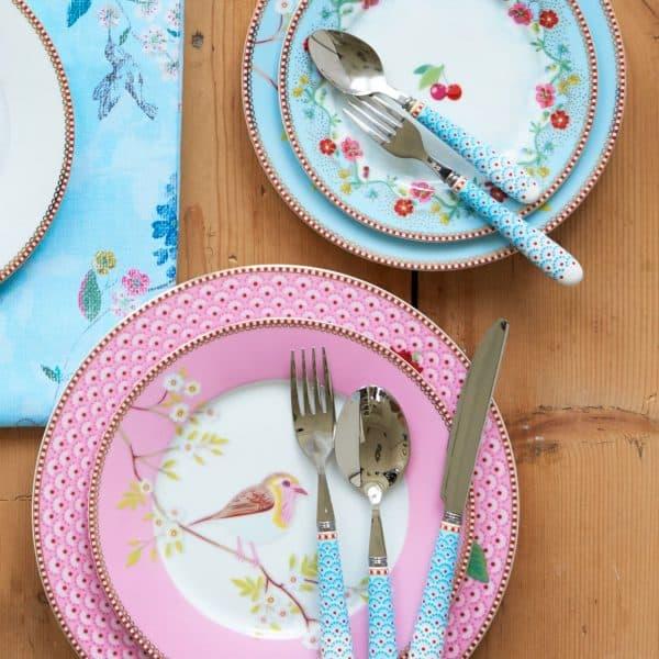 Μπολ Πορσελάνης Pip Studio Early Bird Pink 15cm