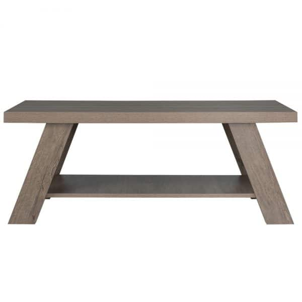 BANJI COFFEE TABLE 120x60X46Ycm DARK OAK