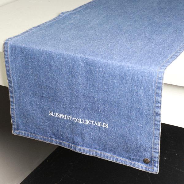 Runner Cotton Jean Laura Ashley Blueprint 150x40cm