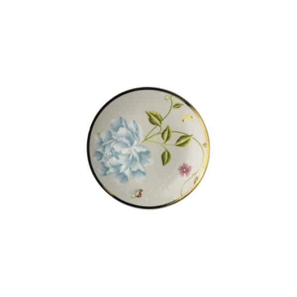 Μικρό Πιατάκι Πορσελάνης Petit Four Laura Ashley Cobblestone Uni 12cm