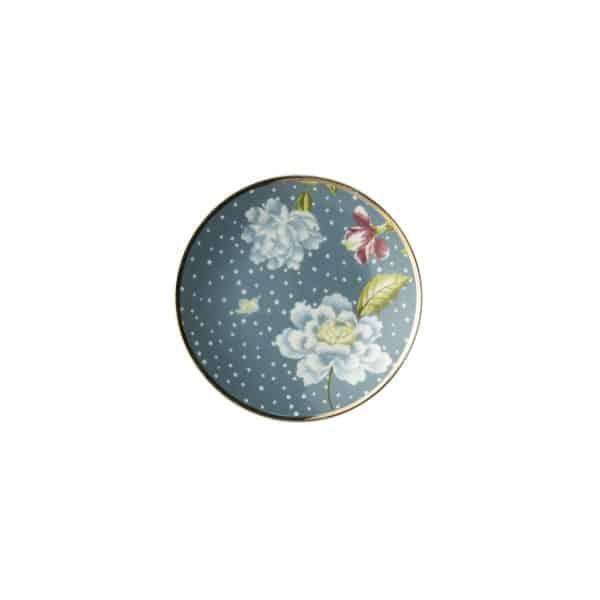 Μικρό Πιατάκι Πορσελάνης Petit Four Laura Ashley Seaspray Uni 12cm