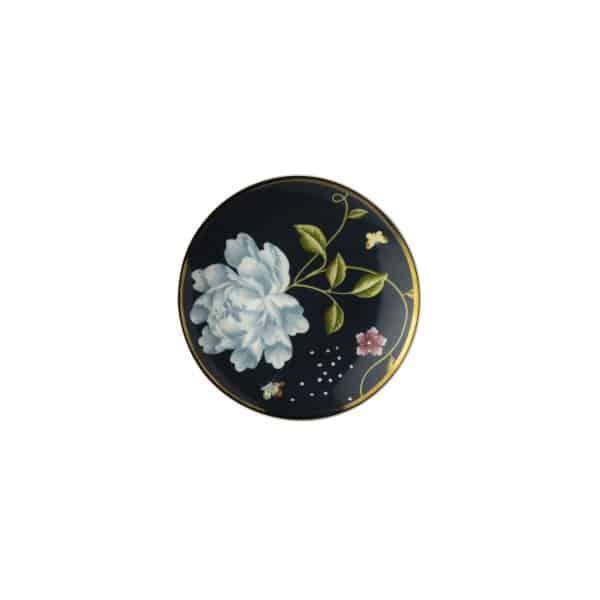 Μικρό Πιατάκι Πορσελάνης Petit Four Laura Ashley Midnight Uni 12cm