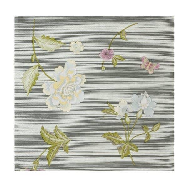 Χαρτοπετσέτες 20τμχ Laura Ashley Midnight Pinstripe 33x33cm