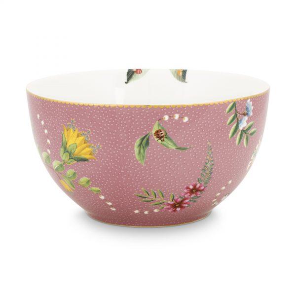 Μπολ Πορσελάνης Pip Studio La Majorelle Pink 15cm