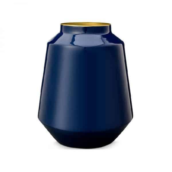 Μεταλλικό Βάζο Pip Studio Royal Blue 29cm