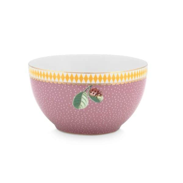 Μπολάκι Πορσελάνης Pip Studio La Majorelle Pink 9,5cm