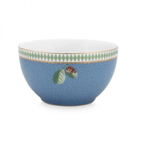 Μπολάκι Πορσελάνης Pip Studio La Majorelle Blue 9,5cm