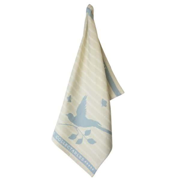 Πετσέτα Κουζίνας Laura Ashley Cobblestone Bird Cotton 50x70cm