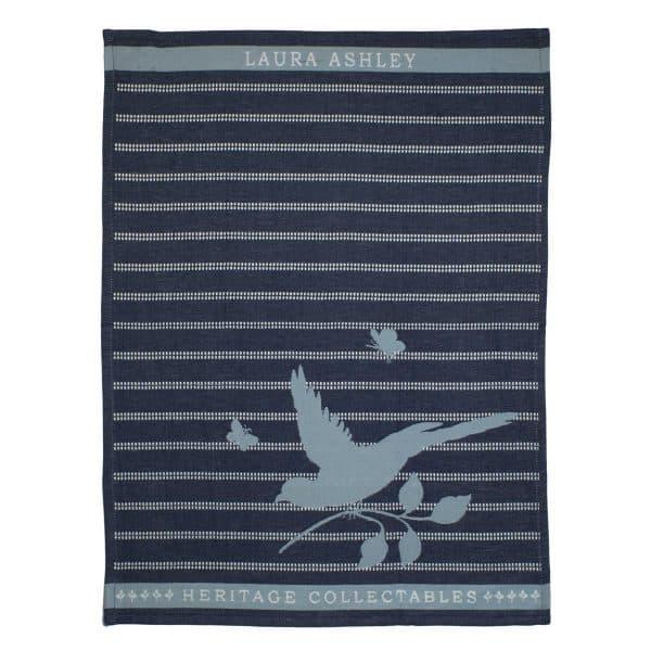 Πετσέτα Κουζίνας Laura Ashley Midnight Bird Cotton 50x70cm