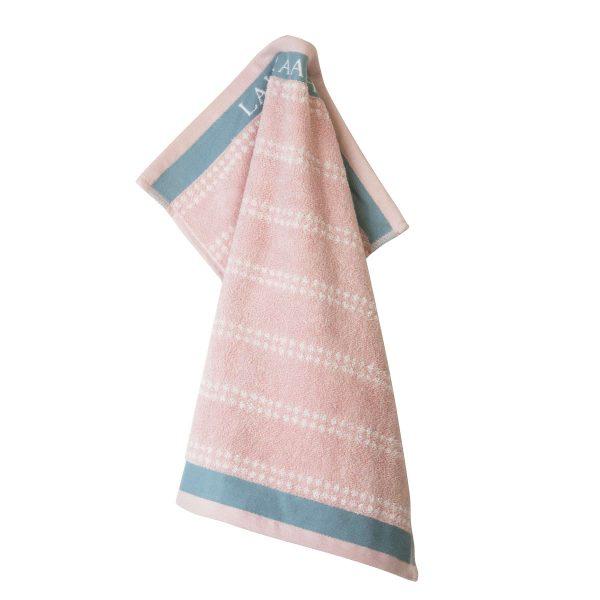 Πετσέτα Κουζίνας Laura Ashley Terry Blush Cotton 50x50cm