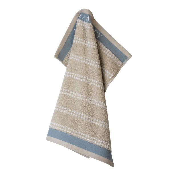 Πετσέτα Κουζίνας Laura Ashley Terry Cobblestone Cotton 50x50cm
