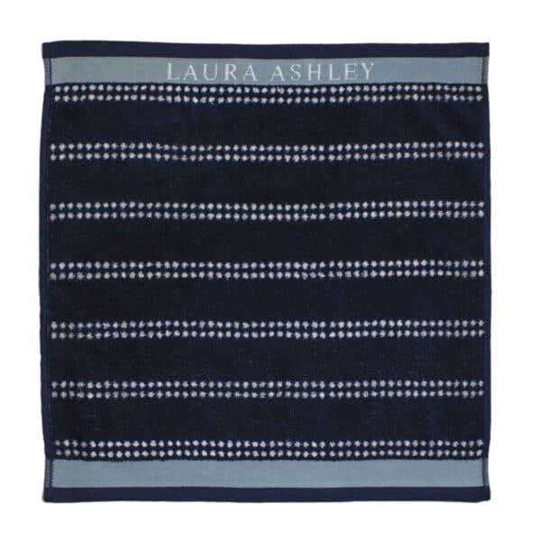 Πετσέτα Κουζίνας Laura Ashley Terry Midnight Cotton 50x50cm