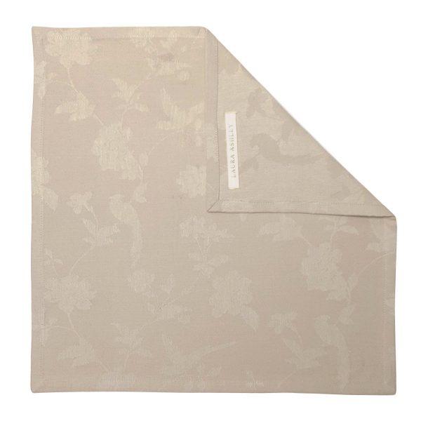 Πετσέτα Φαγητού Laura Ashley Cobblestone Cotton 45x45cm