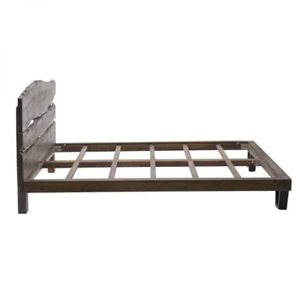 Inart Διπλό Κρεβάτι