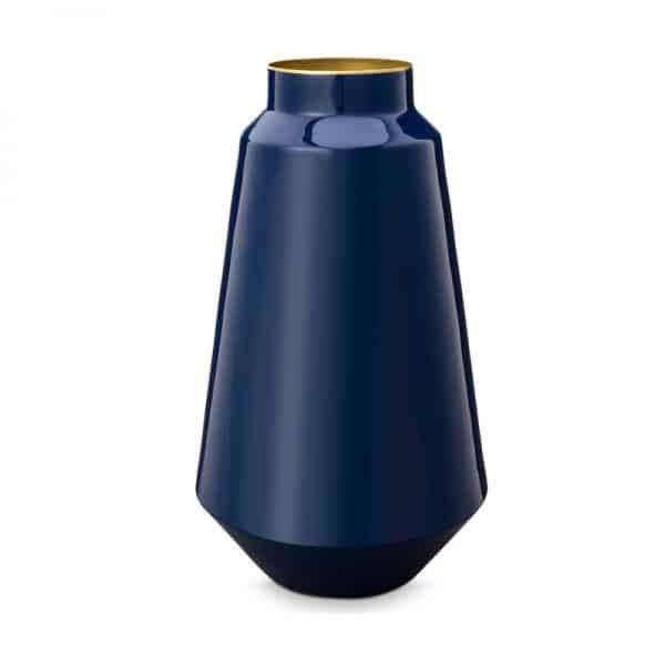 Μεταλλικό Βάζο Pip Studio Royal Blue 36cm