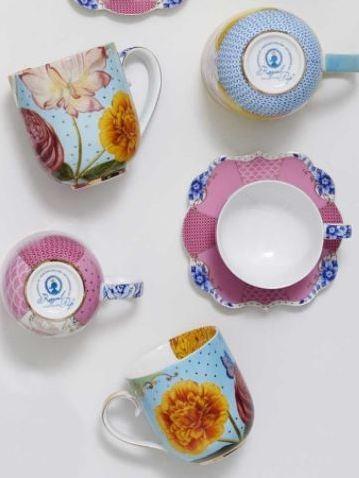 Κούπα Πορσελάνης Pip Studio Royal Flowers 260ml