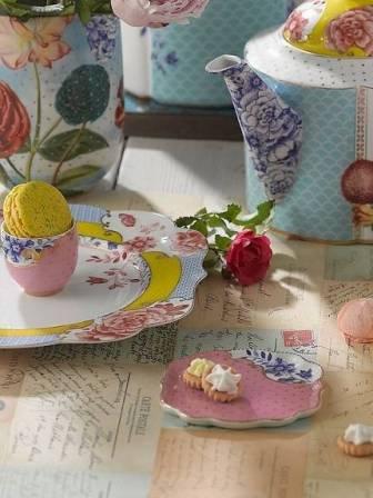 Αυγοθήκη Πορσελάνης Pip Studio Royal Pink 4.80×4.60cm