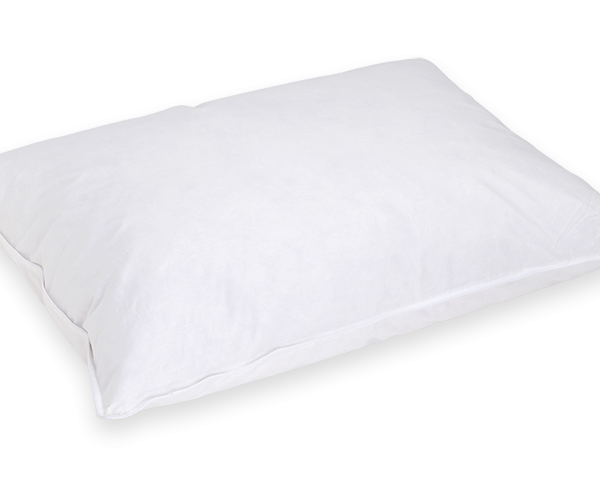 Μαξιλάρι Ύπνου Πουπουλένιο 201A Cotton Μέτριας Σκληρότητας 45x65cm