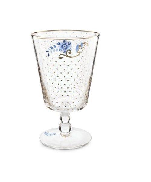 Γυάλινo Ποτήρι Νερού Pip Studio Royal Golden Dots 360ml