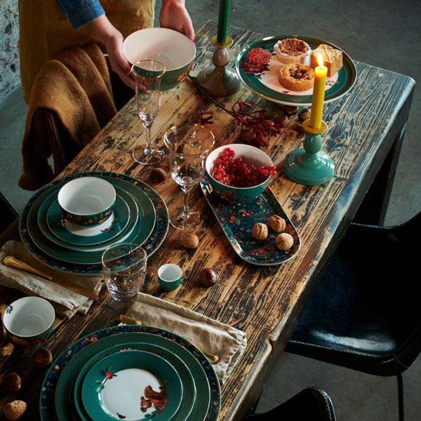 Πιάτο Σούπας Πορσελάνης Pip Studio Winter Wonderland 21,5cm